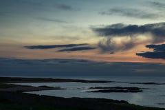 Маяк Co Fanad Donegal Ирландия стоковые фотографии rf