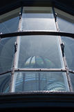 Маяк Currituck в Currituck, банках Северной Каролины наружных Стоковая Фотография