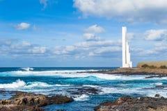 Маяк Faro на острове Тенерифе Стоковые Изображения RF
