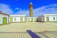Маяк Faro de Orchilla Стоковое фото RF