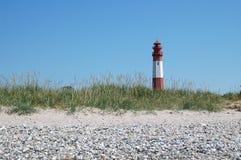 маяк fehmarn Стоковая Фотография