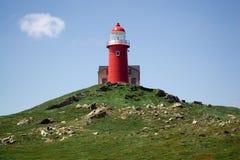 маяк ferryland Стоковая Фотография