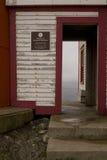 Маяк Ferryland Стоковое Изображение RF