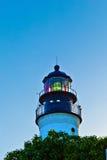 маяк florida ключевой западный стоковое изображение rf