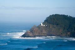 маяк haceta головной Стоковая Фотография RF