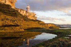 маяк hor отражает Стоковые Фотографии RF