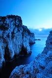 маяк lefkada Стоковое Фото