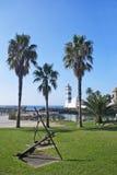 маяк marta santa Стоковые Изображения RF