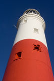 маяк portland счета стоковое фото