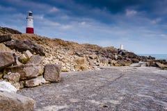 маяк portland счета Стоковое фото RF