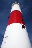 маяк portland dorset счета стоковая фотография