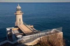 маяк santa catalina стоковое фото