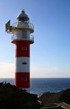 маяк tenerife Стоковая Фотография