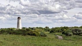Маяк wirral Великобритания Leasowe стоковое изображение rf