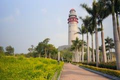Маяк wutong Xiamen Стоковое Изображение RF
