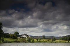 маячить облаков стоковые фото