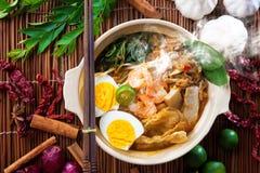Малайзийская еда Стоковые Изображения