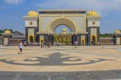 Малайзийский королевский дворец стоковая фотография