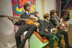 Мадам Tussauds - Лондон - Великобритания стоковая фотография rf