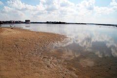 малая вода влияния Стоковые Изображения