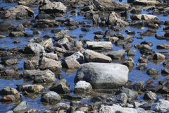 малая вода влияния стоковое изображение rf