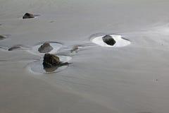 малая вода влияния Стоковое Фото