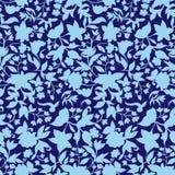 Малая картина цветков 017 Стоковое Изображение