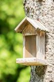 Малая дом птицы Стоковые Фото