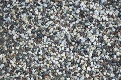 Малая покрашенная предпосылка камней Стоковое Изображение
