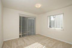 Малая пустая квартира Стоковое фото RF