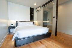 Малая спальня Стоковое Изображение