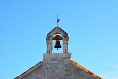 Малая старая башня церков Стоковое Изображение