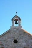 Малая старая башня церков Стоковое Изображение RF
