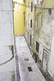 Малая старая улица Стоковые Изображения RF