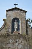 Малая статуя нашей дамы Стоковые Фотографии RF