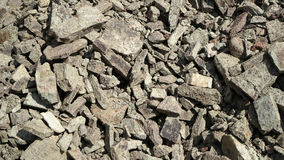 малая текстура камней Стоковая Фотография RF