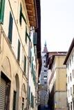 малая улица стоковые изображения