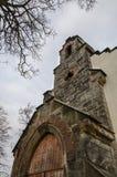Малая церковь Стоковая Фотография