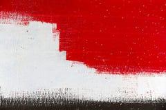 Малая часть большой красочной граффити-предпосылки улицы Стоковая Фотография RF
