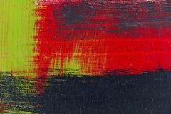 Малая часть большой красочной граффити-предпосылки улицы Стоковые Изображения RF
