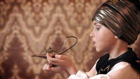Малая fairy лампа желания затирания героя кабеля видеоматериал