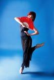 Маленькая девочка, балерина, Стоковое Фото