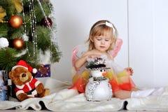 Маленькая девочка Стоковая Фотография