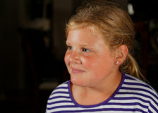 Маленькая девочка Стоковые Фотографии RF
