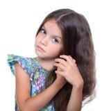 Маленькая девочка стоковая фотография rf
