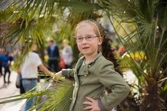 Маленькая девочка 5 Стоковое Изображение