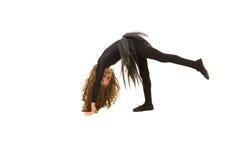 Маленькая девушка танцора Стоковая Фотография RF
