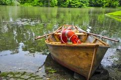 Маленькая лодка Стоковое фото RF