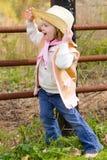 Маленькая пастушка Стоковая Фотография RF