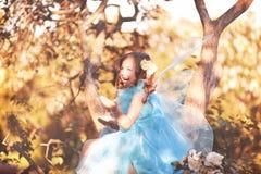Маленькая фея Стоковые Фото